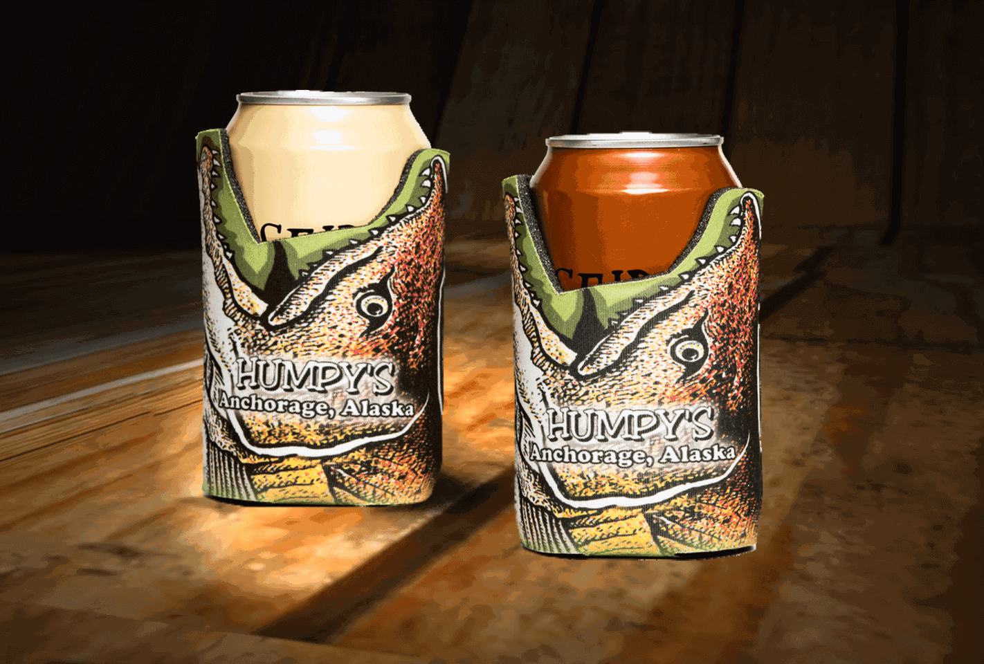 Humpy's Beverage Coozies