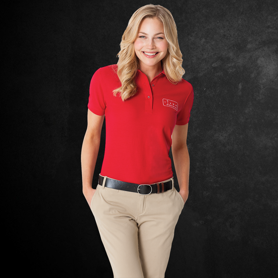 Ladies' Silk Touch Polo